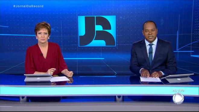 Assista à integra do Jornal da Record | 04/01/2021