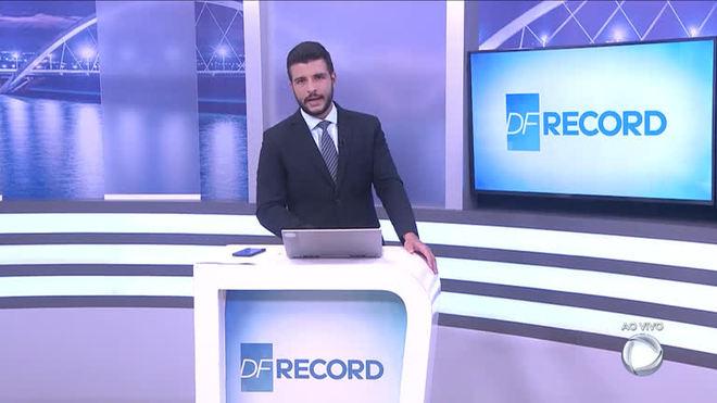 Assista à íntegra do DF Record desta quarta-feira (6)