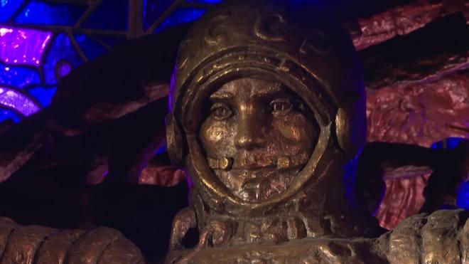 Rússia celebra os 60 anos do voo de de Iuri Gagarin ao espaço