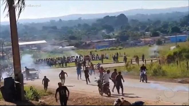 Acordo entre forças de segurança e garimpeiros acaba com conflitos no interior do Pará
