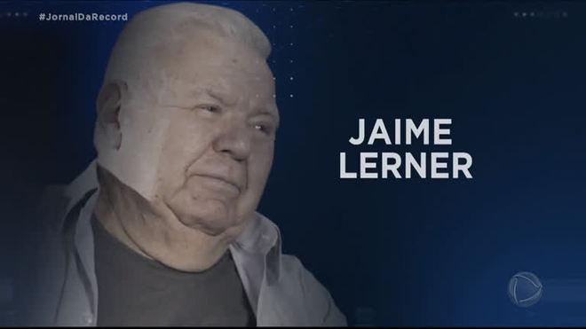 Corpo de Jaime Lerner, ex-governador do Paraná, é enterrado em Curitiba