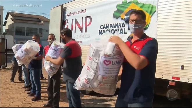 Igreja Universal lança projeto para distribuir kits de higiene pessoal em presídios