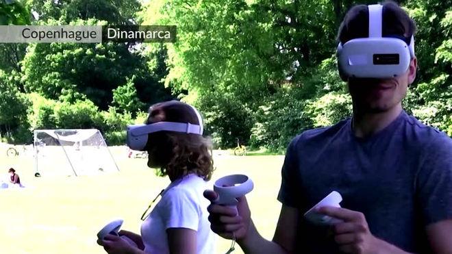 Dinamarca testa jogo de realidade virtual para impulsionar vacinação