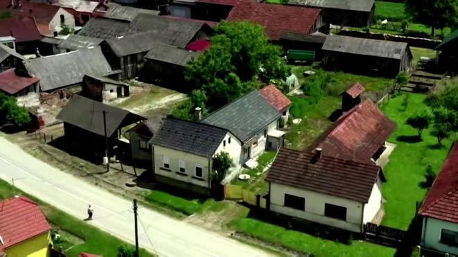 Cidade croata está vendendo casas por menos de R$ 1