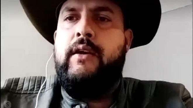 Exclusivo: Zé Trovão anuncia o fim da paralisação dos caminhoneiros pelo país