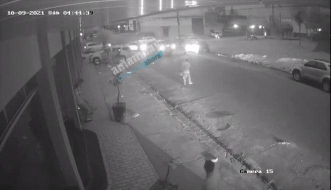Vídeo mostra ataque a tiros com 4 mortos na fronteira do Paraguai