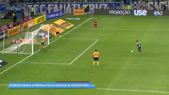 Esporte: Cruzeiro se classifica na Copa do Brasil
