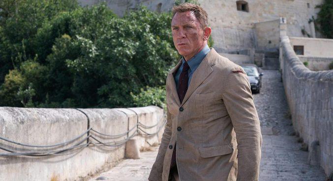 Daniel Craig se despede de James Bond em '007 — Sem Tempo Para Morrer'
