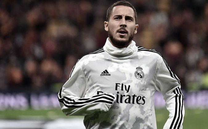 01 - Hazard; O jogador do Real Madrid desvalorizou 33,3% com seu valor atualizado para cerca de R$ 477,5 milhões. O Real Madrid pagou ao Chelsea por ele cerca de R$ 597 milhões em junho de 2019.