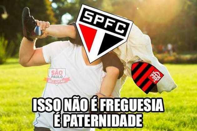 01/11/2020 (19ª rodada) - Flamengo 1 x 4 São Paulo