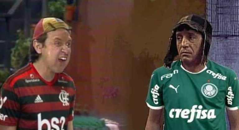 01/12/2019 - Palmeiras 1 x 3 Flamengo - 36ª rodada do Brasileirão