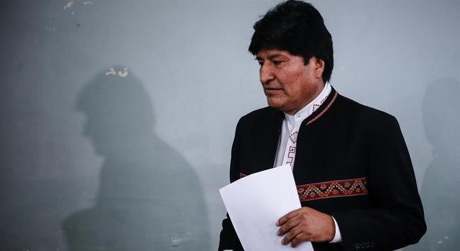 Evo Morales não poderá concorrer ao Senado nas eleições de maio