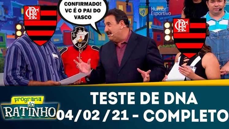 04/02/2021 (34ª rodada) - Flamengo 2 x 0 Vasco