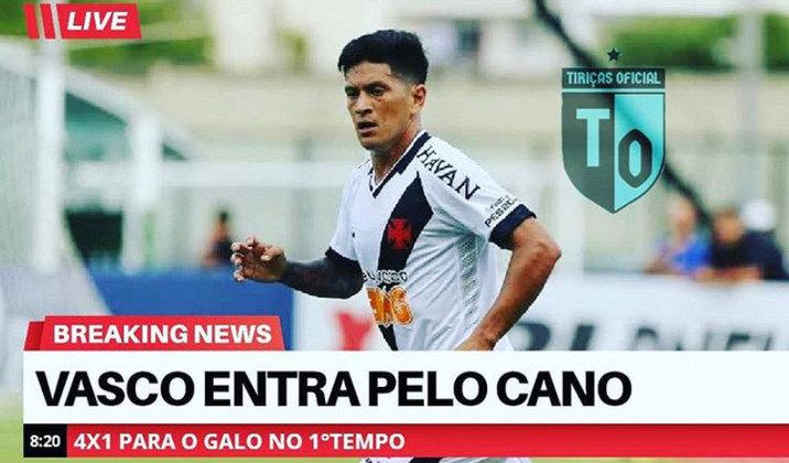 04/10/2020 (13ª rodada) - Atlético-MG 4 x 1 Vasco