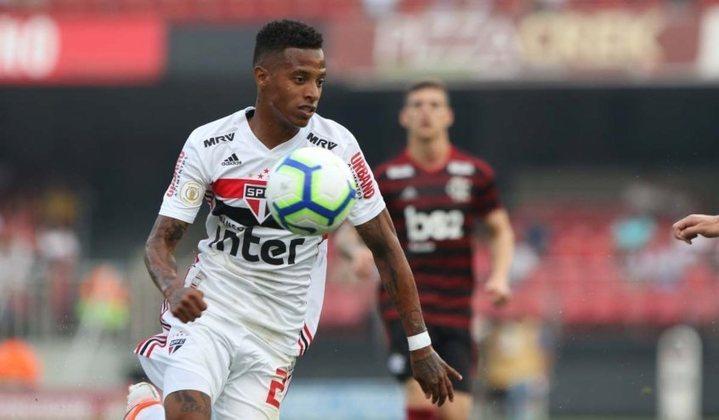 05/05/2019 - São Paulo 1 x 1 Flamengo (Morumbi) - Campeonato Brasileiro