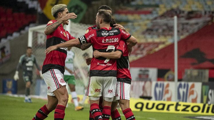 05/09 - 18h15 - Flamengo x Atlético-GO - 19ª rodada Campeonato Brasileiro