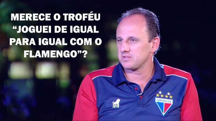 05/09/2020 (8ª rodada) - Flamengo 2 x 1 Fortaleza
