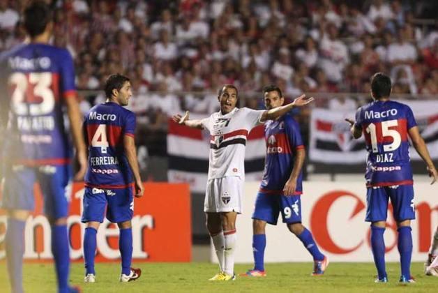 05/12/2012 – Tigre 0x0 São Paulo (Copa Sul-Americana 2012) - Pela decisão da competição, empate sem gols na ida em solo argentino. Na volta, confusão no intervalo marcou o último título do Tricolor até o momento.