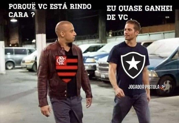 05/12/2020 (24ª rodada) - Botafogo 0 x 1 Flamengo