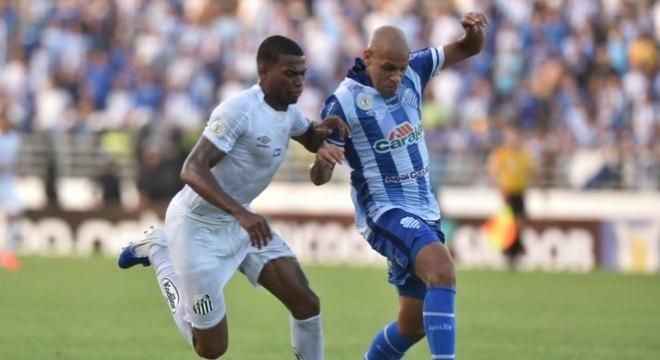 06/06 - Santos x Atlético-MG - Copa do Brasil (C)