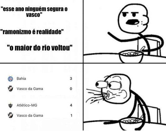 07/10/2020 (14ª rodada) - Bahia 3 x 0 Vasco