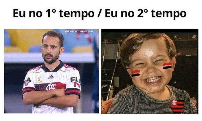 07/10/2020 (14ª rodada) - Flamengo 3 x 0 Sport