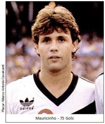 08/08/1984 - Triestina-ITA 0x4 Vasco - Gols do Vasco: Mauricinho (2) (foto), Roberto Dinamite e Rômulo