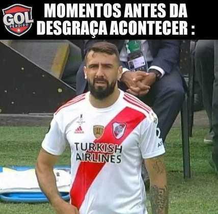 1 ano da conquista: os memes do Flamengo campeão da Libertadores