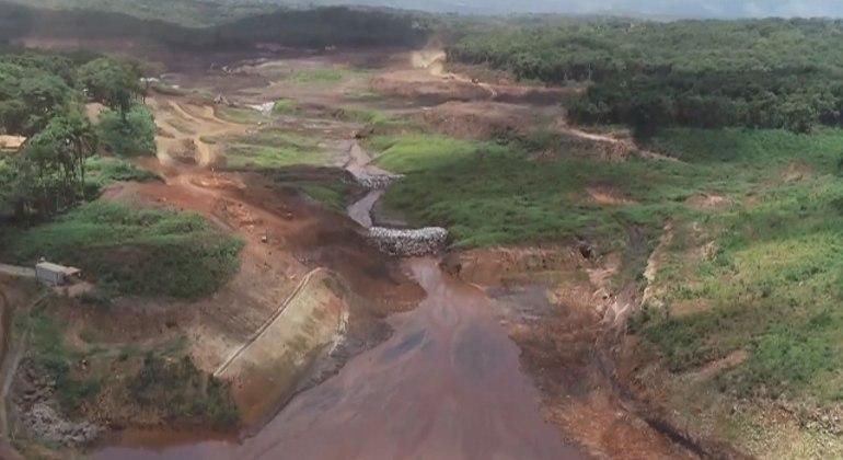 Rompimento da barragem da Vale deixou 270 vítimas, 11 delas ainda estão desaparecidas