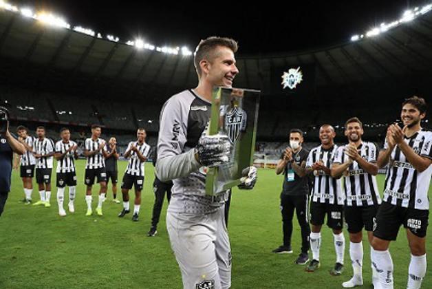 1º - Atlético-MG - cinco vitórias - 15 pontos - 100% aproveitamento