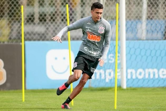 1º Cantillo – iniciou o ano com o elenco do Corinthians, desde a pré-temporada na Flórida. Fez 39 jogos, 30 como titular e 11 atuando a partida inteira.