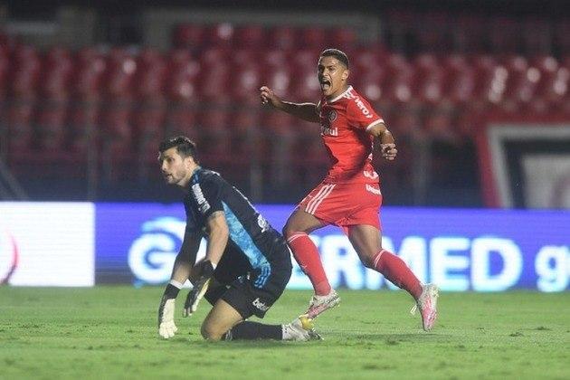 1º colocado – Internacional (62 pontos/32 jogos): 71% de chances de ser campeão; 100% de chances de Libertadores (G6); 0% de chances de rebaixamento.