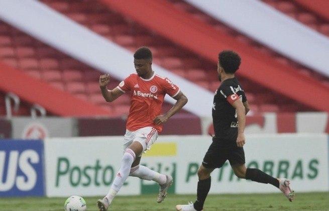 1º colocado – Internacional (66 pontos/34 jogos): 72.5% de chances de ser campeão; 100% de chances de Libertadores (G6); 0% de chances de rebaixamento.