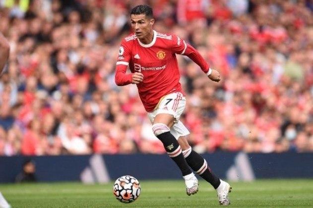 1° - Cristiano Ronaldo: 100 pontos