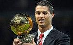 1º - Cristiano Ronaldo - 130 gols em 170 jogos