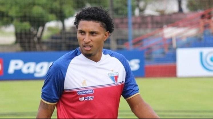 1º - Éderson: volante - 22 anos - contrato com o Fortaleza até dezembro de 2021 - valor de mercado: 4 milhões de euros (cerca de R$ 24,4 milhões)