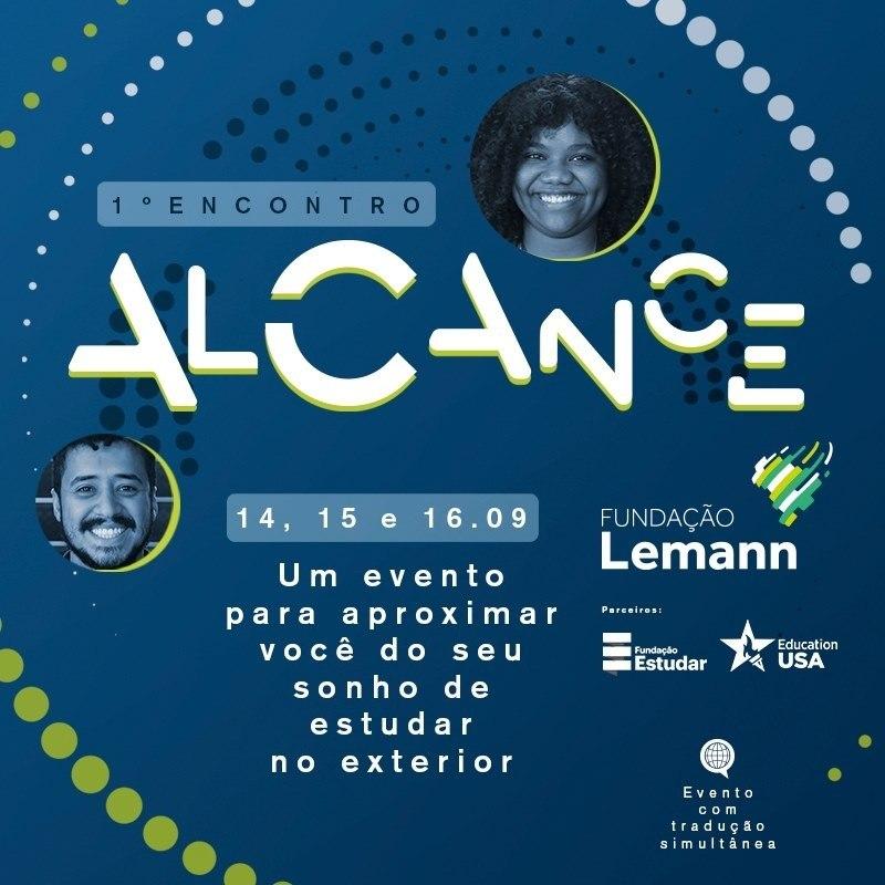 Estarão presentes ex-alunos brasileiros e representantes de grandes instituições de ensino