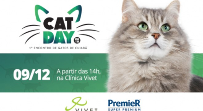 1º Encontro de Gatos de Cuiabá