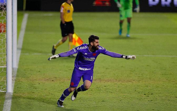 1º - Fernando Miguel - 52 jogos.