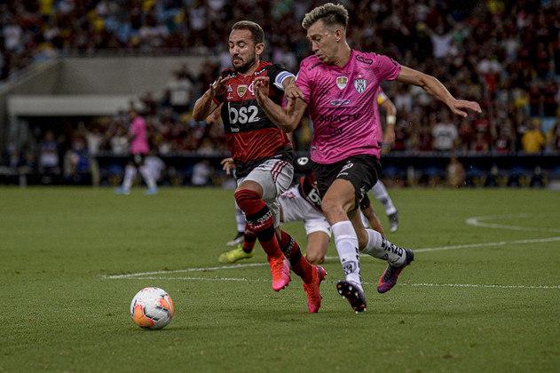 1) Flamengo 3 x 0 Independiente del Valle-EQU - Data: 26/2/2020 - Local: Maracanã - Público pagante: 64.504 - Recopa Sul-Americana