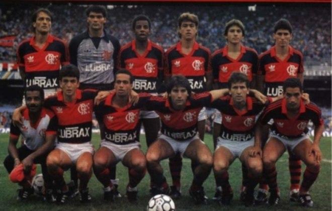 1º - Flamengo - 32 títulos - Maior campeão da história do Campeonato Carioca, o Flamengo é também o maior vencedor do Maracanã. São 24 Estaduais, 3 Brasileiros (80, 83 e 2009), uma Copa união (1987), duas Copas do Brasil (2006 e 2013), um Torneio Rio-São Paulo (1961) e uma Recopa Sul-Americana (2020).