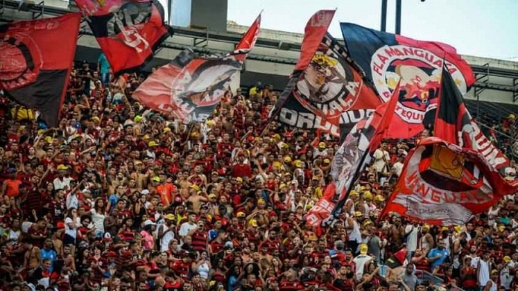 1) Flamengo - R$ 14.803.902,50