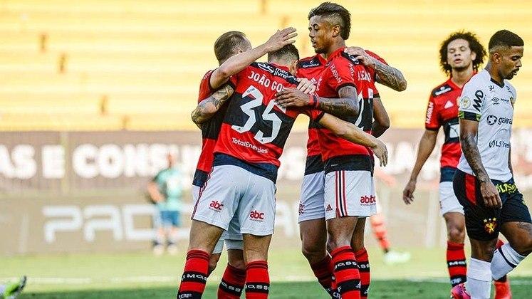 1° - Flamengo - Receitas em 2020: R$ 669 milhões.