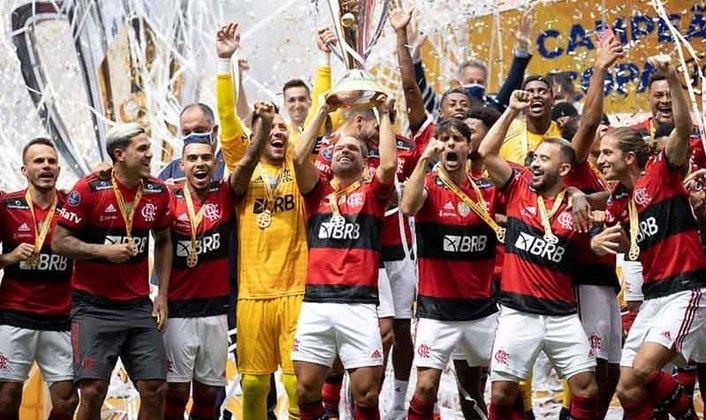 1 - Flamengo: Total - 38.153.467