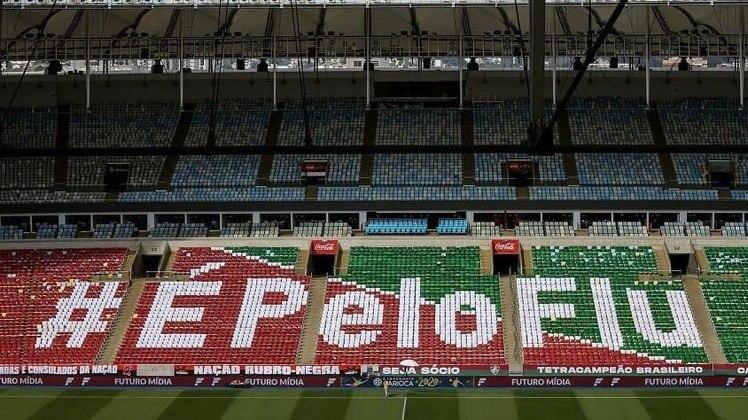 1) Fluminense - prejuízo de R$ 1.016.991,11 em cinco partidas como mandante. O clube fez seis jogos em casa no período, mas um deles (contra o Internacional) ainda não teve o borderô divulgado pela CBF.