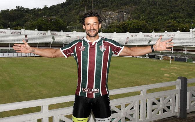 1º - Fred - Fluminense - 147 gols