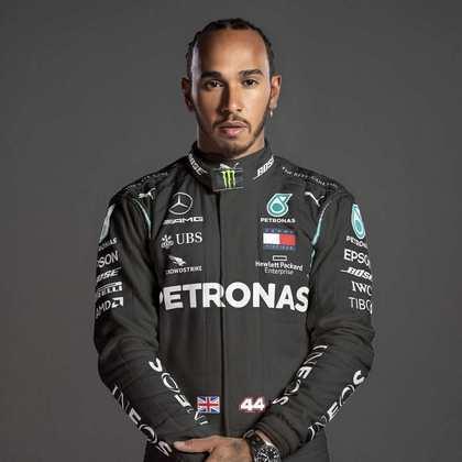 1º - Lewis Hamilton (Mercedes) - 256 pontos - Melhor resultado: 1º nos GPs da Estíria, Hungria, Inglaterra, Espanha, Bélgica, Toscana, Eifel e Portugal