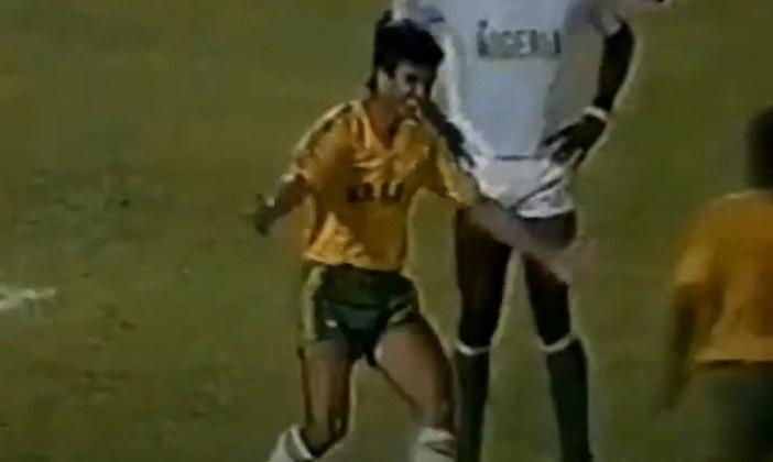 1° lugar – Bebeto – 8 gols em 12 jogos (Seul 1988 e Atlanta 1996)