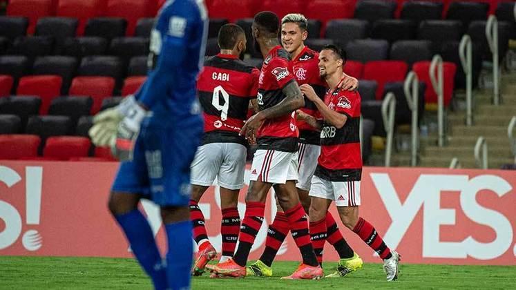 1º lugar - Flamengo: R$ 668,6 milhões de receita em 2020 (variação de -30% com relação a 2019, quando a receita foi de R$ 950,4 milhões)