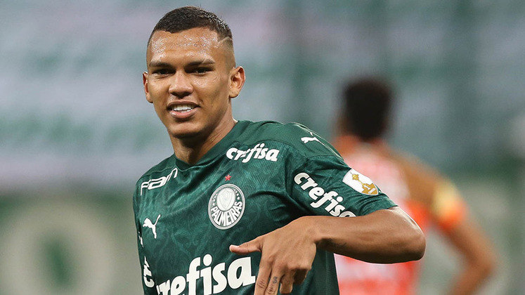 1º lugar: Gabriel Veron - Palmeiras - 18 anos - Atacante - Avaliado em: 25 milhões de euros (aproximadamente R$ 161,98 milhões)